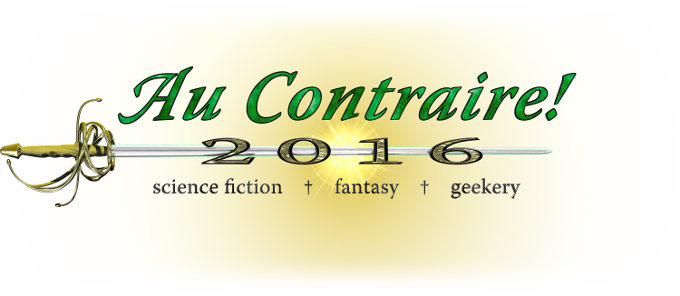 Au Contraire 2016 - The 37th New Zealand National Science Fiction and Fantasy Convention